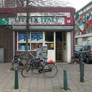 Little Italy Italiaanse Delicatessen Photo