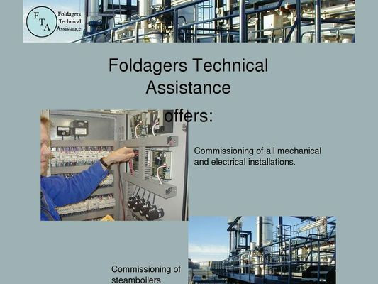 Foldager Technical Assistance ApS - 27.11.13