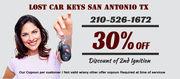 Lost Car Keys San Antonio - 17.09.17