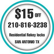 Residential Rekey locks SAN ANTONIO TX - 16.04.19