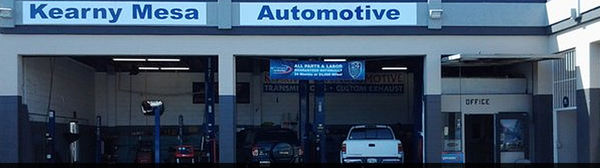 Kearny Mesa Automotive & Transmission - 22.10.14