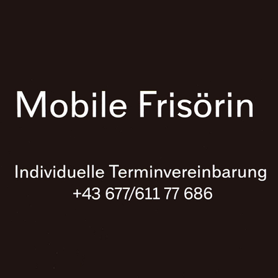 Glanzegg Barbara - Mobile Friseurin - 24.02.19