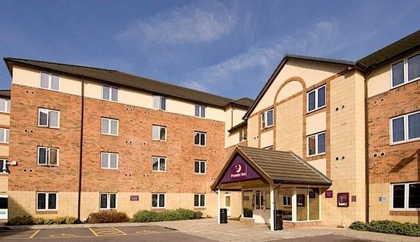 Premier Inn Slough - 11.12.15