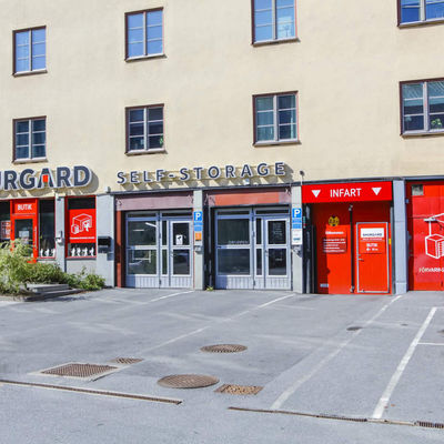 Shurgard Self-Storage Stockholm Vanadis - 12.12.19
