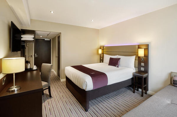 Premier Inn Swansea City Centre hotel - 05.08.19