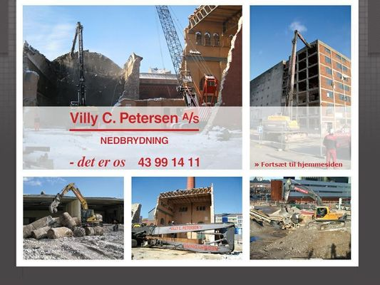 Petersen Villy C. A/S - 23.11.13
