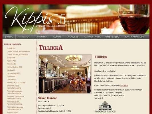 Tillikka - 07.03.13