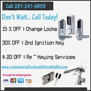 Commercial Locksmith Tomball TX - 17.09.17