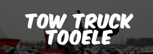 Tow Truck Tooele - 18.03.19