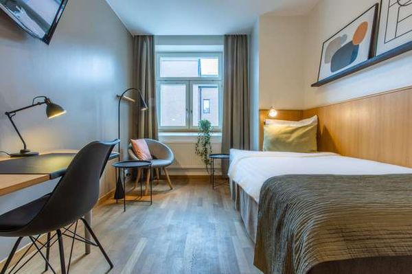 Park Inn by Radisson Uppsala - 15.12.19