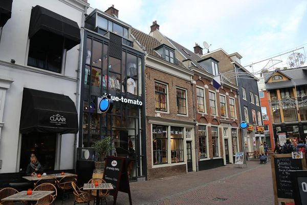 Blue Tomato Shop Utrecht - 07.12.18