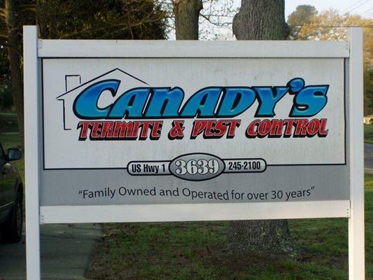 Canady's Termite & Pest Control - 09.08.18