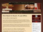 The Law Offices Of Keith Bregoff - 12.03.13