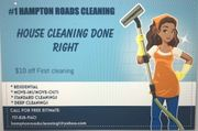 #1 hampton roads cleaning service - 10.02.20