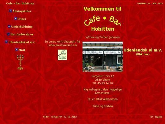 Cafe/bar Hobitten - 21.11.13