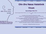 Olin øre- næse halsklinik (Speciallæge Helle Olin)
