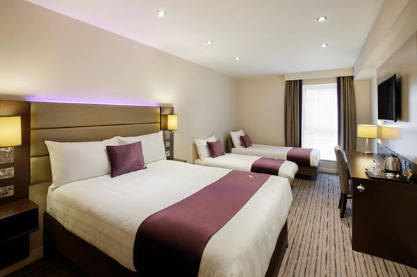 Premier Inn Warrington (M6/J21) hotel - 05.08.19