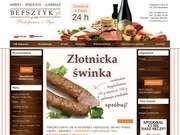 Befsztyk.pl - mięsno-wędliniarski sklep internetowy - 12.03.13
