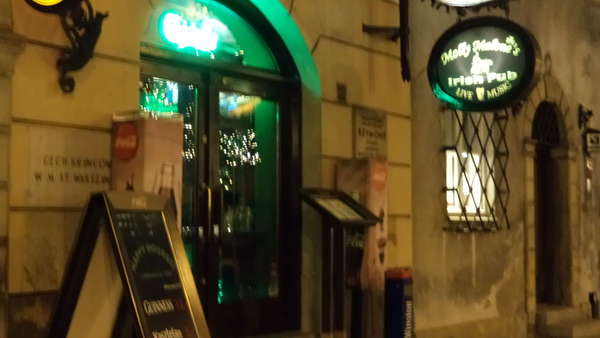 Molly Malone's Irish Pub - 10.01.12