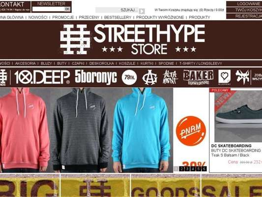 Street Hype Store - 11.03.13