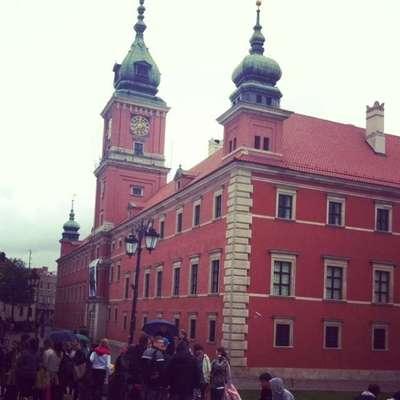 Zamek Królewski w Warszawie. Pomnik Historii i Kultury Narodowej - 14.05.12