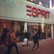 Esprit Partnership Store - Kaufhaus Gerngross - 31.10.11