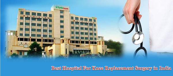 Joint Replacement Surgery Hospital India - 24.03.17