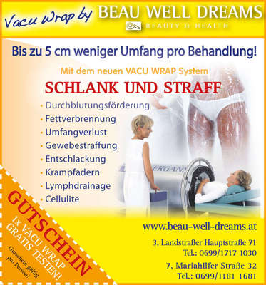 Kosmetikstudio Wien: BEAU WELL DREAMS - 27.11.12