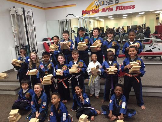 Villari's Martial Arts Centers - Windsor CT - 23.07.18