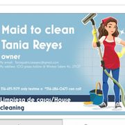 Tania Reyes House Cleaning - 10.02.20