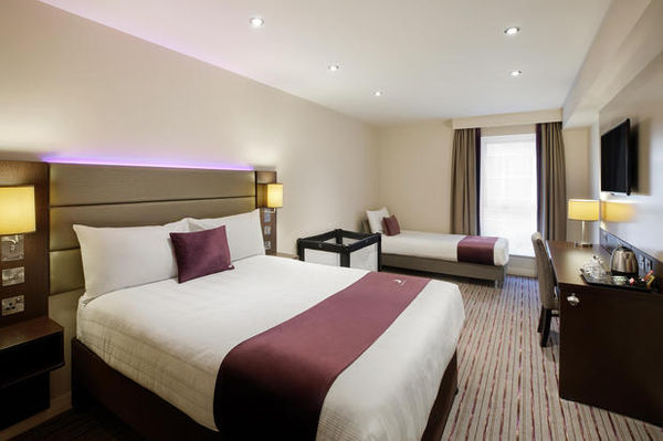 Premier Inn York City (Blossom St North) hotel - 13.01.20