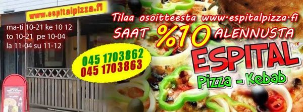 Pizza Espital - 11.12.15