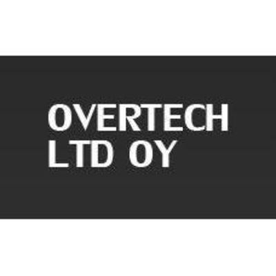 Overtech Ltd Oy - 18.10.17